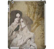 Sœurs de la Nuit iPad Case/Skin