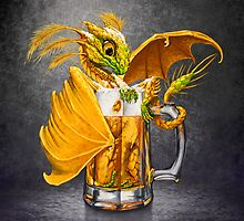 Beer Dragon by SMorrisonArt