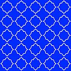 Moroccan Blue by House of  Jennifer