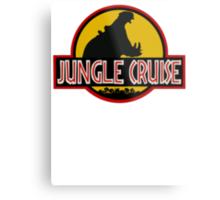 Jungle Cruise Park (NO TEXT) Metal Print