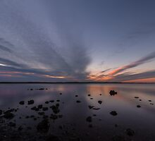 Redland Bay Sunrise by McguiganVisuals