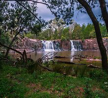 Tooloom Falls by McguiganVisuals