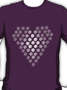 Ghostly Heart T-Shirt