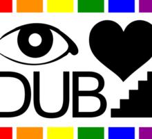 I <3 Dubstep Moar Sticker