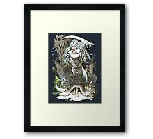 Dark Souls - The Painted World Framed Print