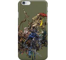 Dark Souls: 4 Knights of Gwyn iPhone Case/Skin