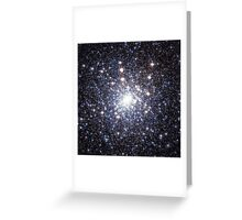 Cluster Galaxy 3 | The Universe by Sir Douglas Fresh Greeting Card