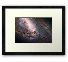 LEO Galaxy | Mathematix by Sir Douglas Fresh Framed Print