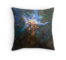 God's Impossible Triangle V1 | MXTHEMATIX Throw Pillow