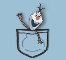 Pocket Olaf Kids Clothes
