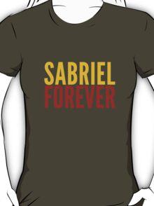Ship Loyalty - Sabriel by @I_am_the_Impala T-Shirt