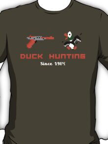 NES Duck Hunting T-Shirt