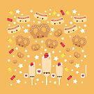 Summer Snacks by murphypop