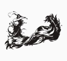 Final Fantasy X - Tattoo Style Logo by EMAGICSTUDIOS