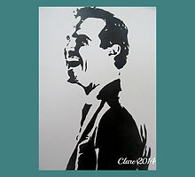 Moriarty  by Clare Shailes