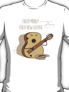 NEW GUITAR T-Shirt
