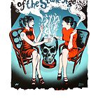 Queens Of The Stone Age by LorcMar