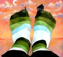 Greyson's Feet by Keiran Chang