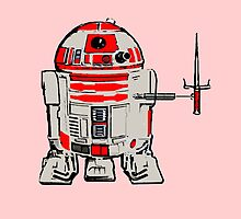 R2D2 RAPHAEL by greatbritton99