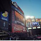 Citi Field, The home of the METS by Melinda  Ison - Poor