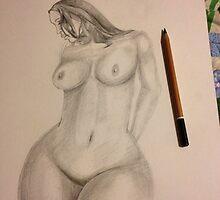 Anatomy Study II by Vikterhugo