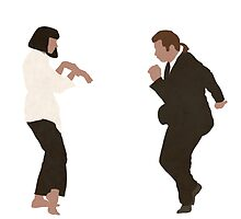 Pulp Fiction dance by Jordan Turner