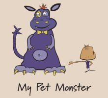 My Pet Monster by Glenn Jenner