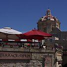 Fontanella Mdina Malta by Edwin  Catania