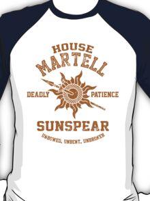 Team Martell (Gold) T-Shirt