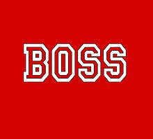 The Boss by TOM HILL - Designer
