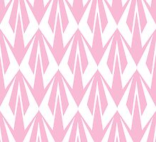 Kimi Raikkonen - Insignia Pattern (pink) by Tom Clancy