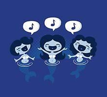 I've Heard the Mermaids Singing by murphypop