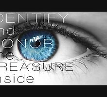 Identify and Honor the Treasure Inside by salyersjessica