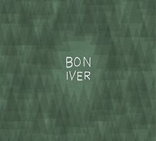 Bon Iver - The Woods  by positiver