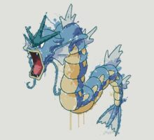 Gyarados by Keelin  Small