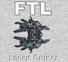 Lanius Cruiser - Type A by bobattackman