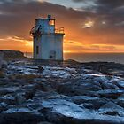 Blackhead Lighthouse- Ireland by Pascal Lee (LIPF)