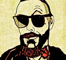 Justin Furstenfeld Colour Variation by Jason westwood