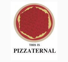 Sempiternal Bring Me The Horizon Pizza Merchandise Remake by Tali Dye
