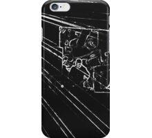 BLACK Electronic Underground #10 iPhone Case/Skin