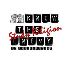 Know The Enemy by Veryape
