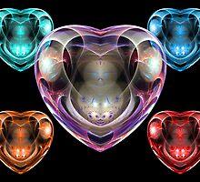 Hearts of Buddha  by barrowda