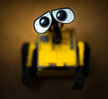 Wall-e by Russell Gonsalves
