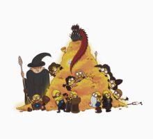 Despicable Hobbit... & Dwarfs  by Chantelle Janse van Rensburg
