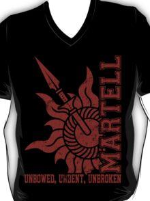 Team Martell Vertical (Red) T-Shirt