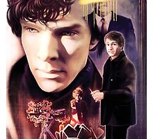 Sherlock - Black Lotus by T. Wolv