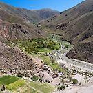 Salta Landscape VII by DianaC