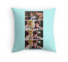 Metaphor scene from The Fault In Our Stars Throw Pillow
