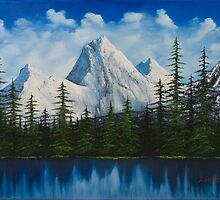 Northern Wilderness 2 by ArmstrongArt