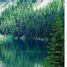 Mountain Lake by Tori Snow